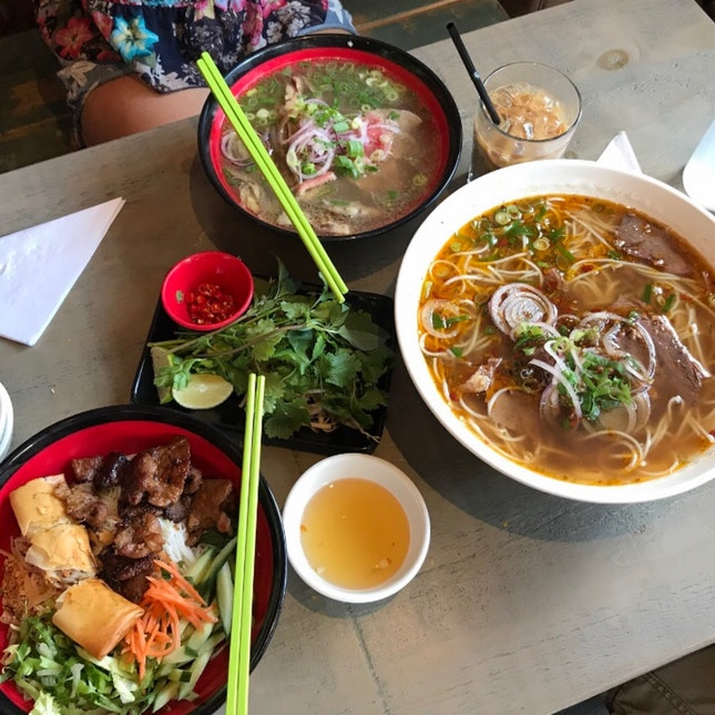 Fave Phở Spot In London (£12 pp)