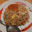 Kani Ikura Fried Rice