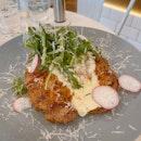 Pork Chop & Sweet Potato Mash