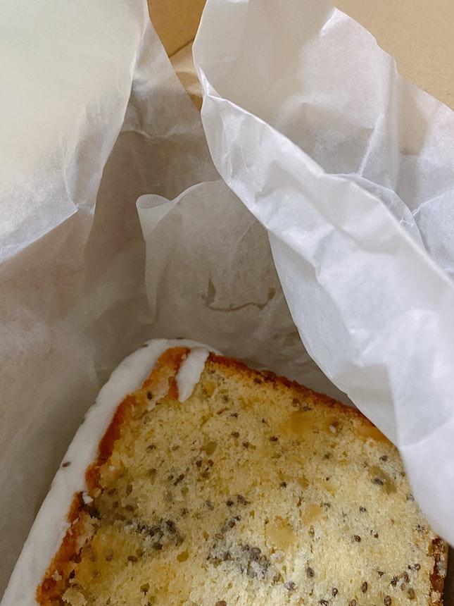 Lemon Chia Seed Loaf