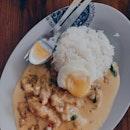 Creamy Salted Egg Yolk Chicken