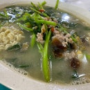 2 Egg Spinach Soup
