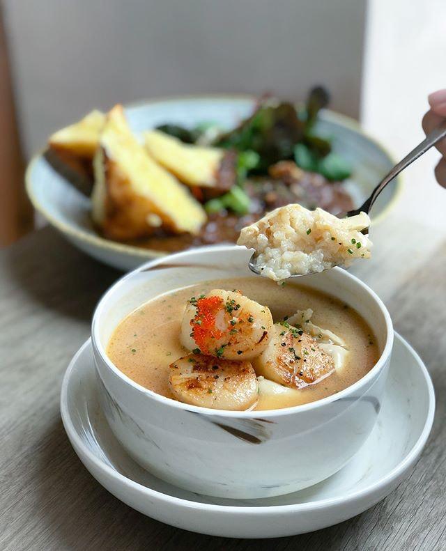 SEA 👀 FOOD 🦐🐠🐟🦀🦑🐙