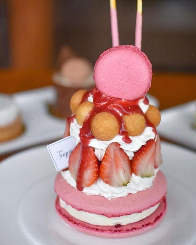 Berry Macaron Queen [RM32++] .