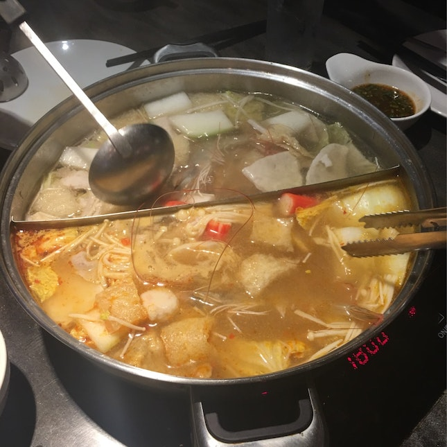 Steamboat Soup For The Soul