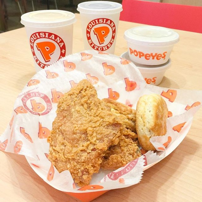 • Jelly's Favourite Junk Food Pic 4 of 7: Pop 👀 2 piece chicken meal.