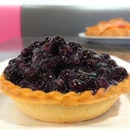 • Afternoon snack: Blueberry Tart •