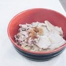 Original Ah Hoe Mee Pok - 阿和麺薄 - Food Stall