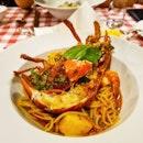 Spagatti Cioppino (Seafood)