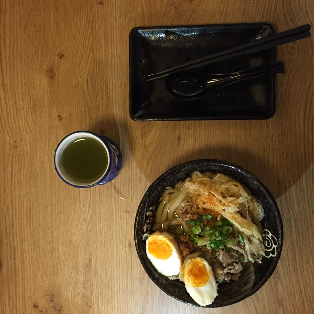 Udon Cravings