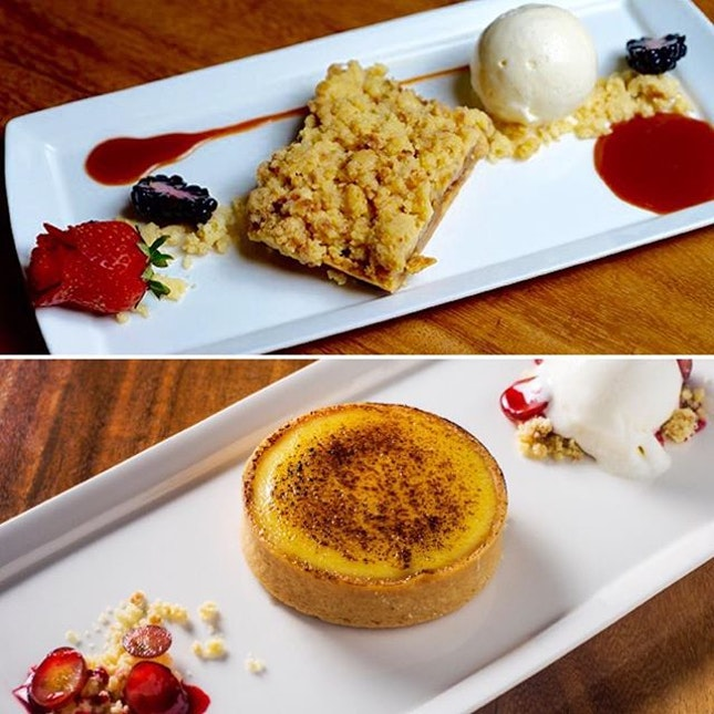 What Is Your Favorite Dessert At Napoleon Fo 922