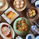 Spent last weekend by indulging in an impressive array of the finest dim sum and beautiful chinawares.