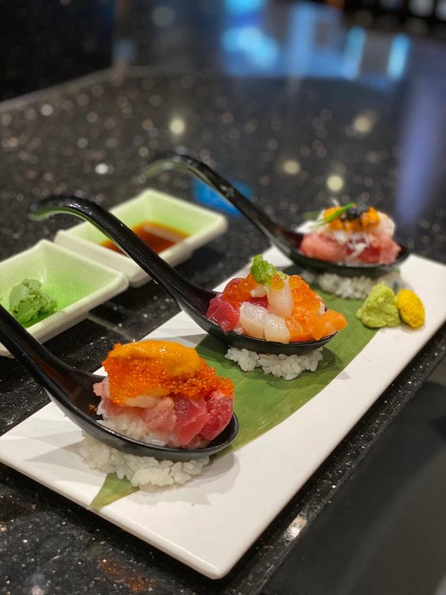 Premium Tuna Mini Rice