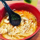 Katong Laksa in Queensway.