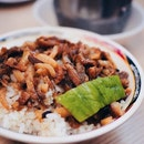 If for some inane reason you only had time for one meal in Taipei, Lu Rou Fan is something that should be on your list.