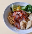 Run by a humble husband and wife team, the wanton noodles ($3.50) at Yap Kee located at Holland Drive Market is anything but ordinary.