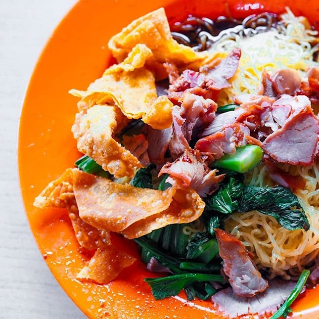 Still one of my favorite wanton noodles in Singapore.