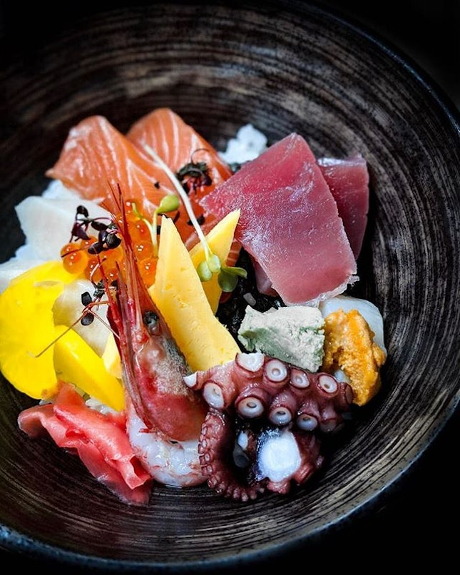 Known for their value for money dishes, Wasabi Tei at Far East is never really talked about online but is somehow always perennially full.