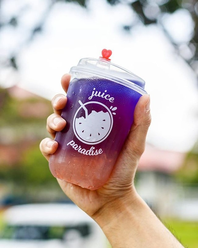 Juice Paradise at Ubi is that friendly neighbourhood stall that commits wholeheartedly to making juices and smoothies purely with fresh fruits and no additives while keeping them enjoyable for all ages!