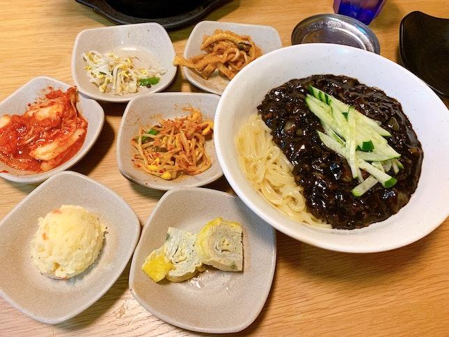 Jjajang Myeon