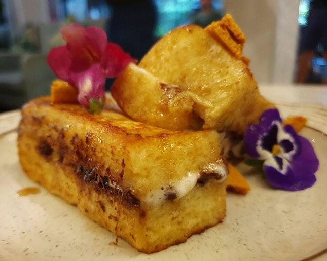 Smores French Toast $12