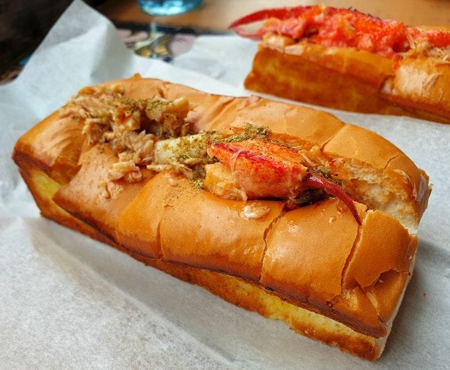 Seafood Roll $23