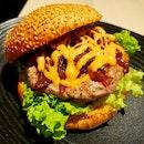 Lamb Burger $21