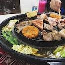 Mookata, again ~ #vsco #vscocam #vscofood #food #foodporn #thaifood #eatoutsg #burpple