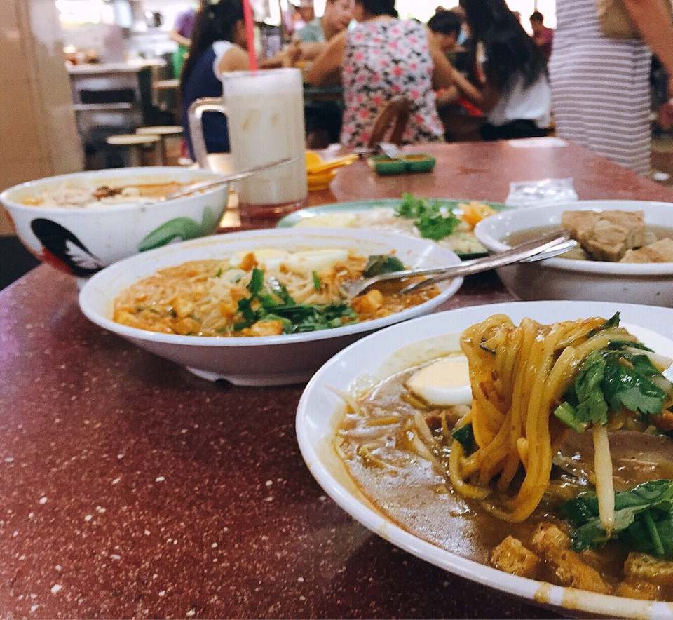 Food review eighteen chefs singapore - Local Delights