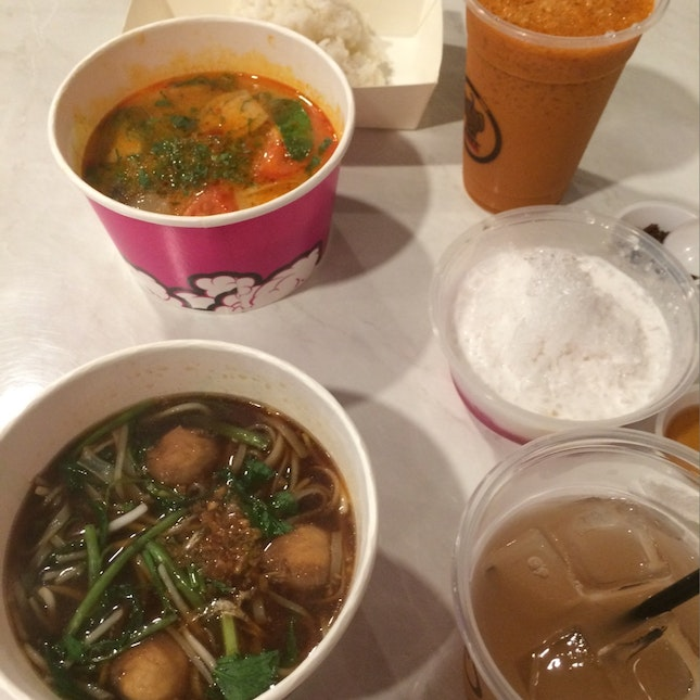Places For Thai Food Craving