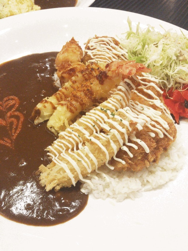 SEA MONSTER CURRY
