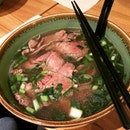 #wagyu beef #pho - good food but poor service #sgfoodie #whati8today #burpple