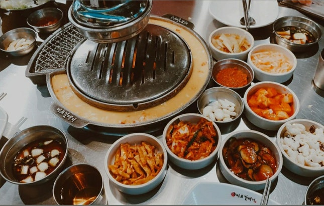 Authentic KBBQ from Korean Chain