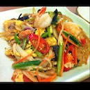 Fried Glass Noodle With Prawns