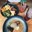 Ramen Risotto & Big Breakfast