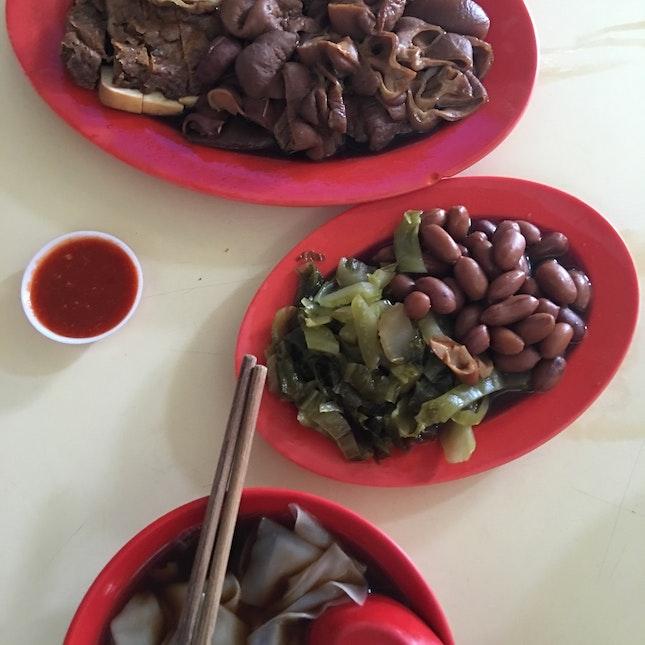 Hawker Food Life