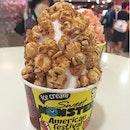 Caramel Monster Ice cream