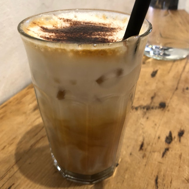 Iced Cappuccino [$5.90]