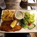 Breaded Fish And Chips [$12]