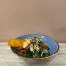 Tempura Fish Kimchi [$16+]