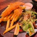 Fish N' Chips [$18++]