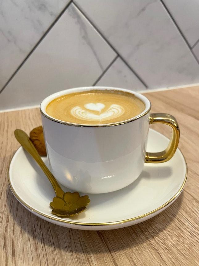 Cappuccino [$5]
