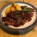 Iberico Pork Tomahawk [$50++]