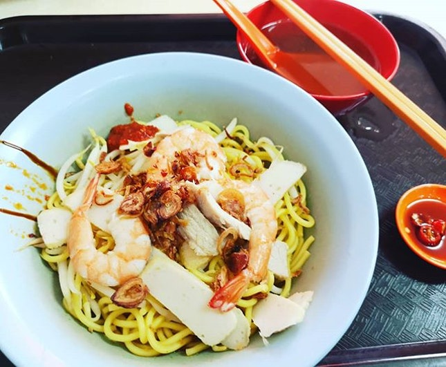 #prawnnoodle #sgfood #sgeat #hungrygowhere #instag #instagfood #foodpic #burpple #whati8tdy #grabfood #coffeeshop