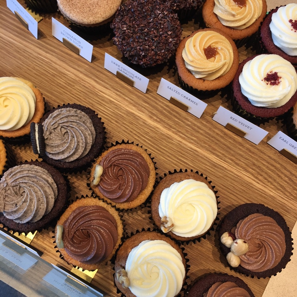 Plain Vanilla Cupcakes