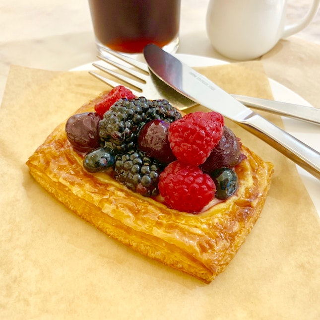 Berry Lovely Pastry