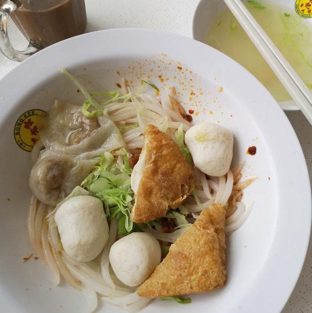 Delish Fish Dumplings!