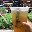Honey Earl Grey Milk Tea ($2.60)