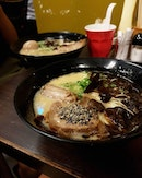 I must credit the recent spate of ramen photos to my P, who took it upon herself to shove right up my ass my reservations about ramen being worthy of a over-$10 price tag.