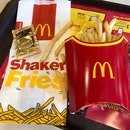 Shaker Fries Are Back! (~$3.50)